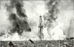 Vegyes :: Gázkitörés Nagyhegyesen